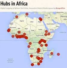 Mapping the explosion of tech hubs across africa appropriating by the end of september 2012 bongohive had mapped 70 tech hubs and their phenomenal growth continued unabated yet despite all of our efforts gumiabroncs Choice Image