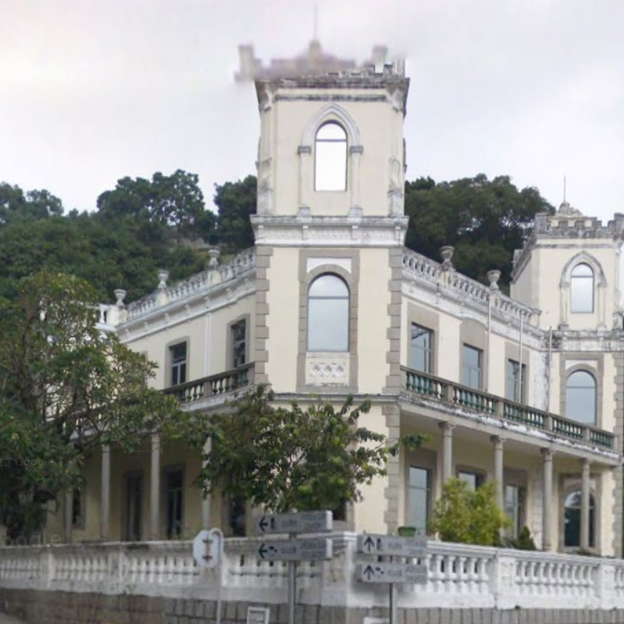 UNU-CS Building Macau